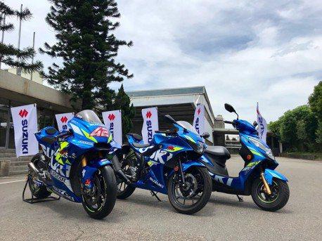Suzuki MotoGP GSX-RR工廠賽車、MotoGP車手 台灣國際重型機車展聯手登場!