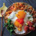 日本媽媽太有才!用食材變出「小熊維尼」,這些餐點萌到讓你食慾大開