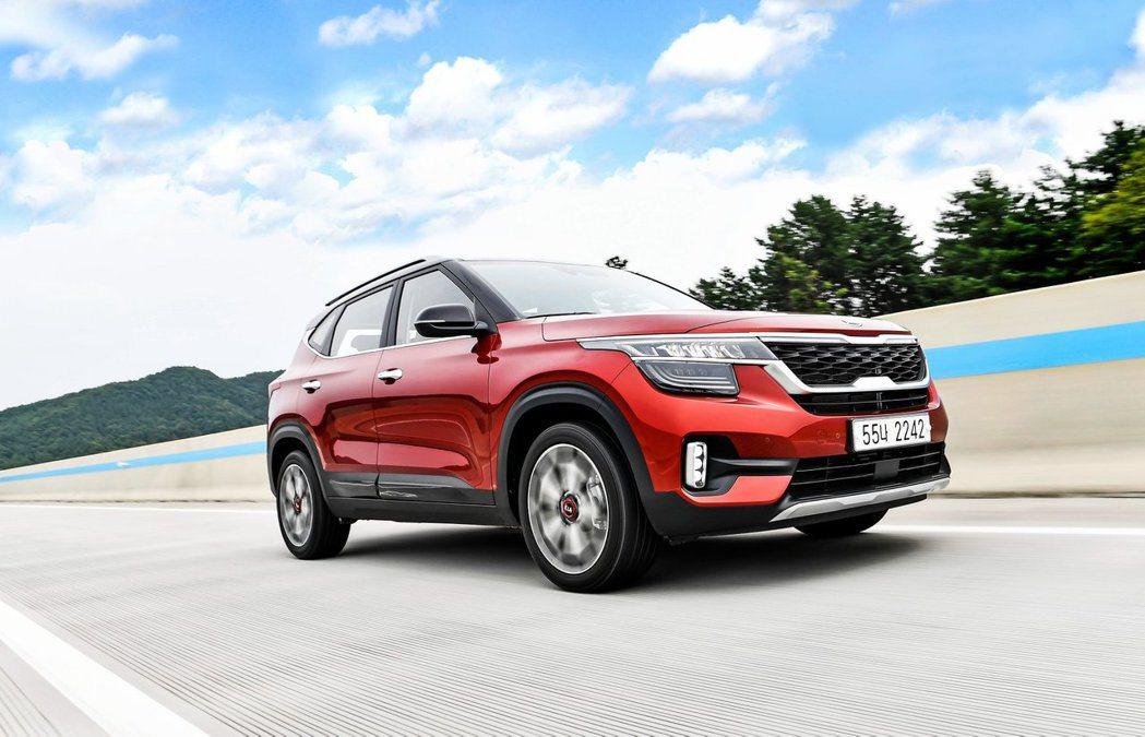 韓版Kia Seltos提供一具1.6升T-GDi汽油與一具1.6升SmartS...