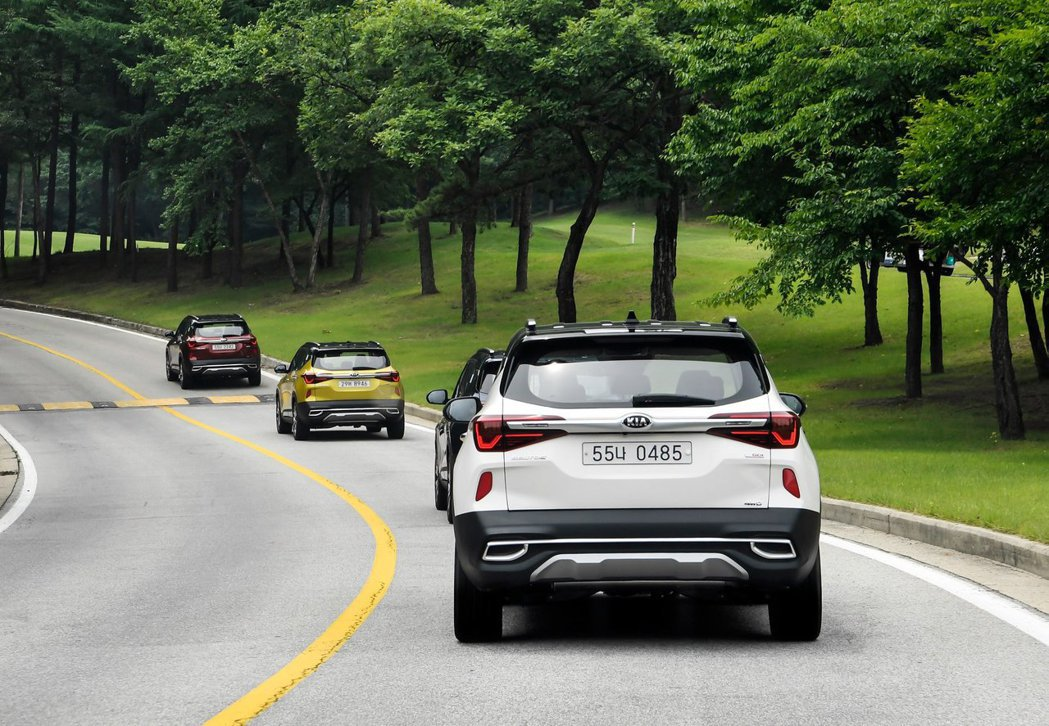 全新Kia Seltos今日 (18) 正式於韓國發表上市。 摘自Kia
