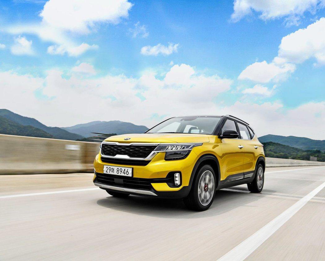 全新Kia Seltos未來將會前往全球主要市場進行販售。 摘自Kia