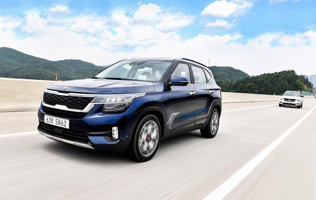 韓版Kia Seltos共有兩種動力、六種車型,其中,汽油車型佔三種,另外三種則...
