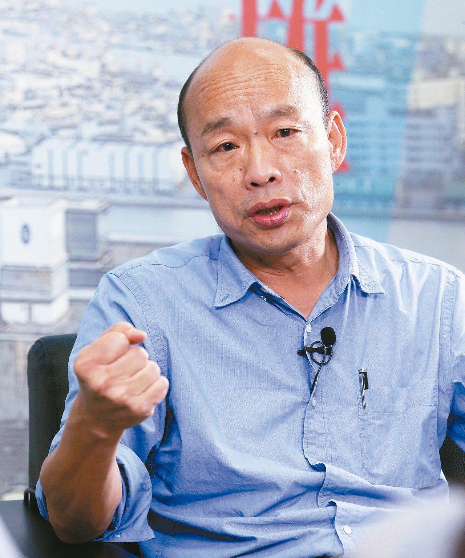 文化大學新聞系主任胡幼偉建議,高雄市長韓國瑜應定位明年的選舉,是一場愛不愛中華民...