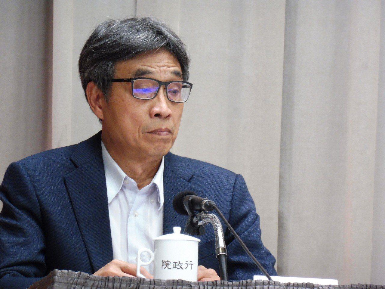 農委會副主委陳駿季。 圖/聯合報系資料照片