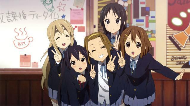 「京阿尼」動畫公司曾製作「輕音少女」等知名動畫。圖/摘自網路