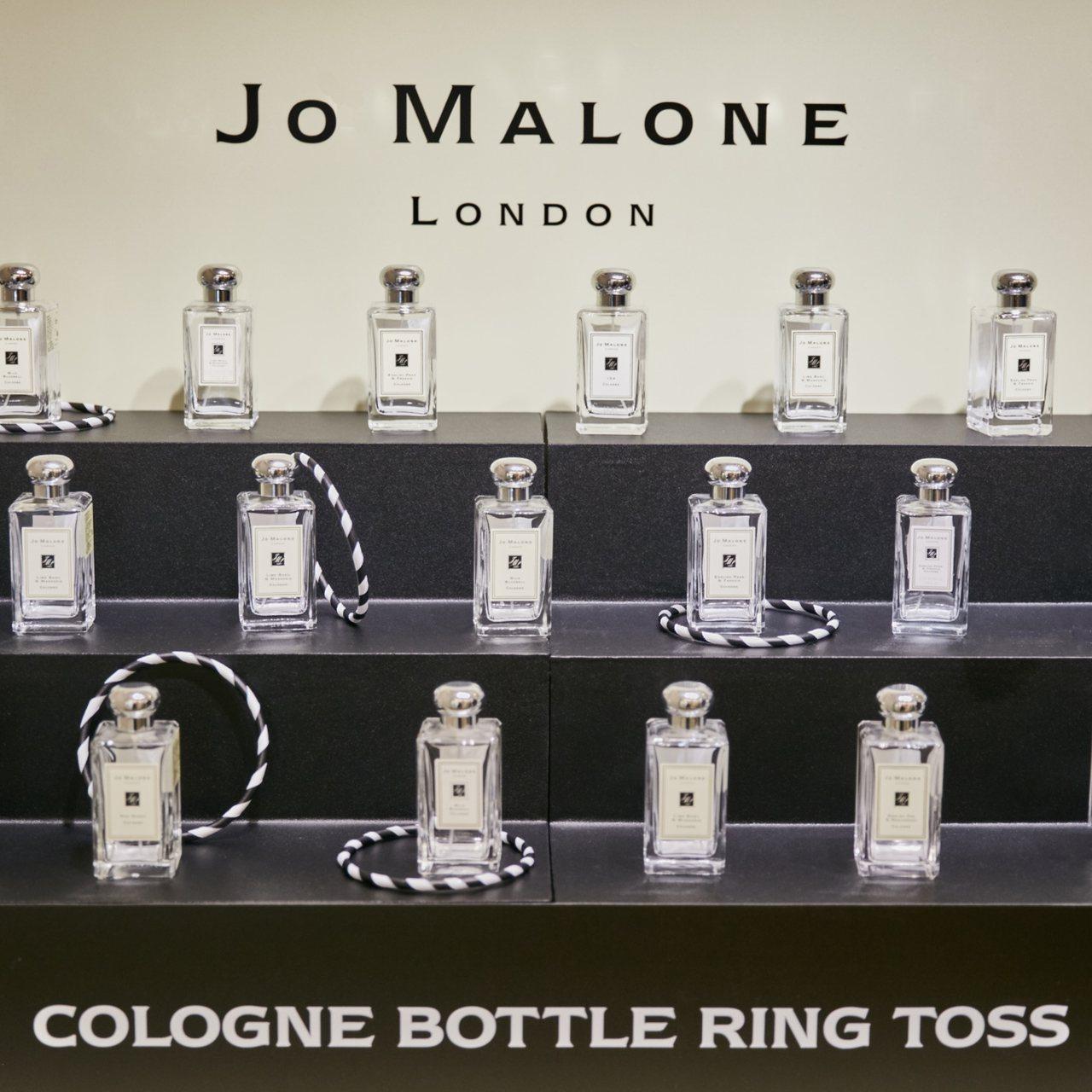 Jo Malone香氛套圈圈,7月19日至7月21日在台北信義新光三越A4、7月...