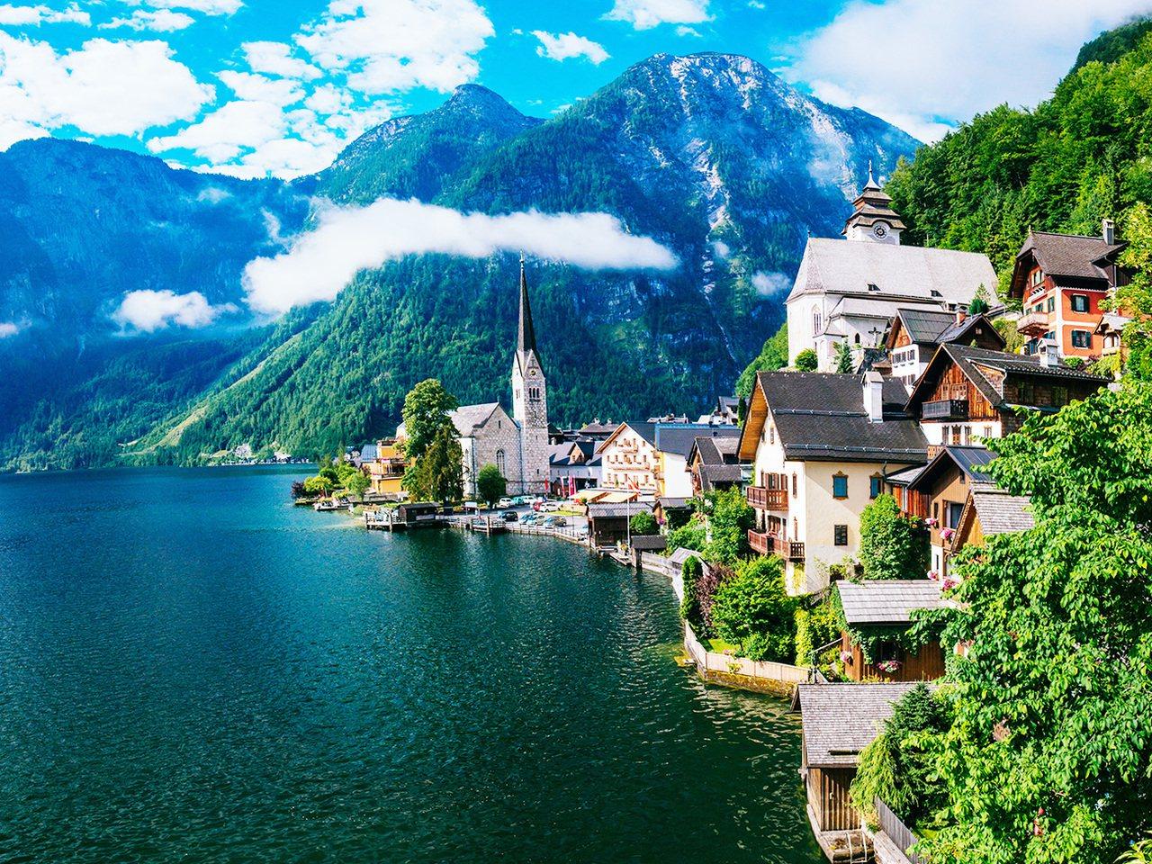奧捷旅費相較歐洲其他地區便宜,帶動近年旅遊意願。圖/易遊網提供