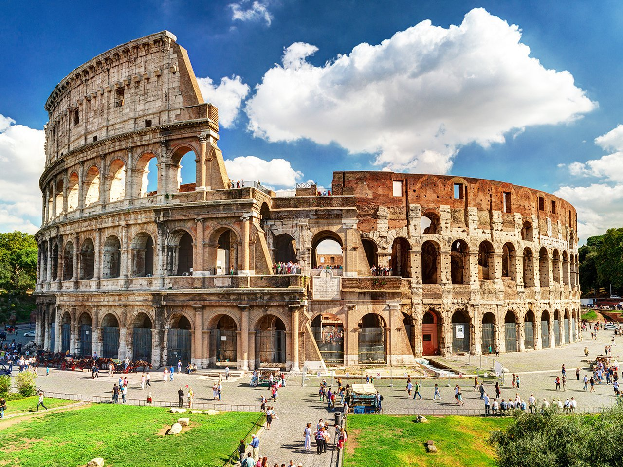 歐洲擁有不少人文藝術相關行程,也是孝親旅遊的熱門選擇。圖/易遊網提供