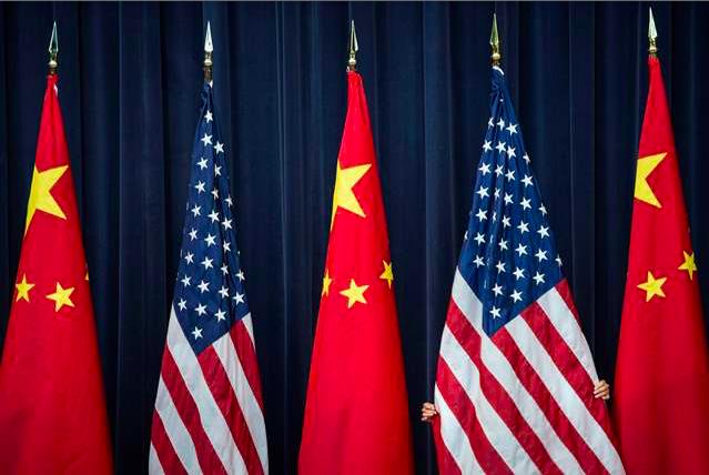 中美雙方談判陷入停滯,「環球時報」總編輯胡錫進稱中方非常堅持三點立場。圖/香港信報財經網