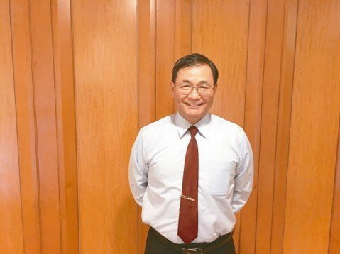 欣興董事長曾子章。報系資料照