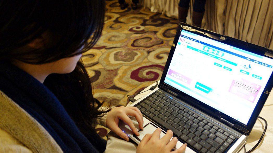 個資外洩又添一起,傳1111人力銀行的20萬筆求職者個資全都露。 報系資料照