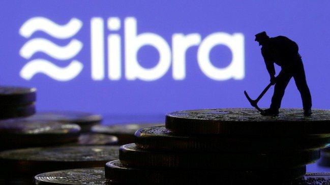 臉書的加密幣Libra計畫,被群起圍攻。 圖/路透