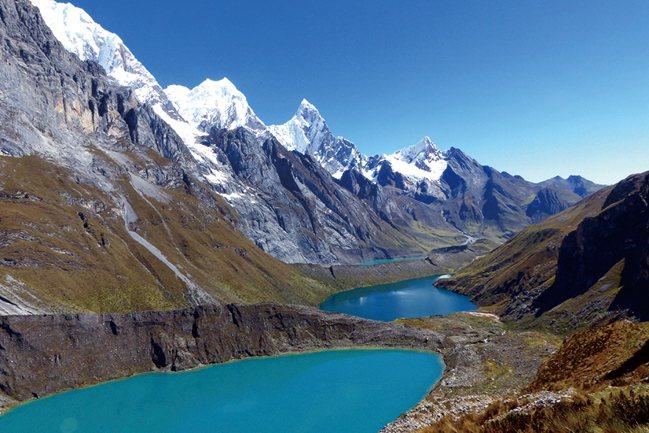 秘魯是全世界最富觀光資源的國家之一。 圖片提供| 秘魯駐台北商務辦事處提供、NO...
