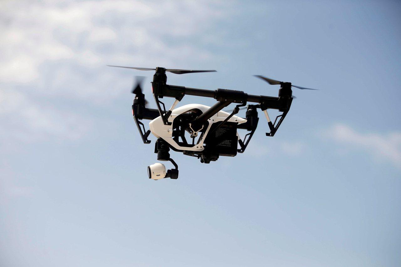 繼華為之後,中國無人機製造商大疆也遭美國技術封鎖。 (路透)