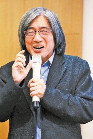 網家董事長詹宏志。 圖/聯合報系資料照片