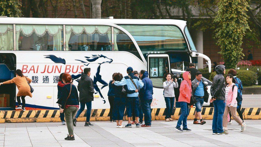 交通部觀光局推動國旅春遊補助,外界認為成效不彰。 本報資料照片