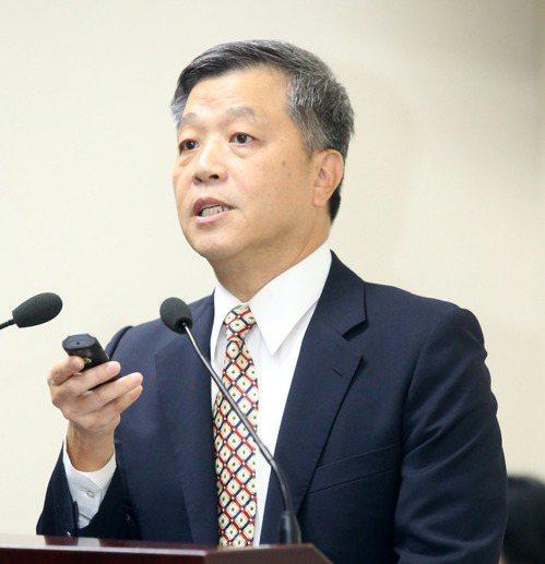 前勞動部長陳雄文傳將入高雄市府。 聯合報系資料照/記者林俊良攝影
