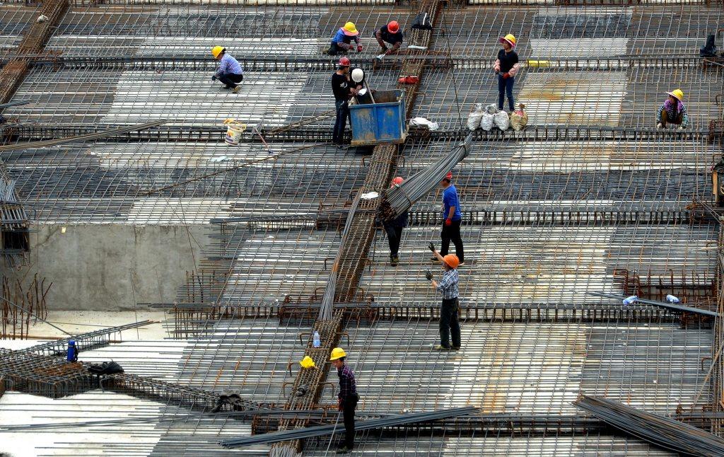 中央研究院經濟所指出,中國除了受到美中貿易戰衝擊,債務負擔也相當驚人。中新社