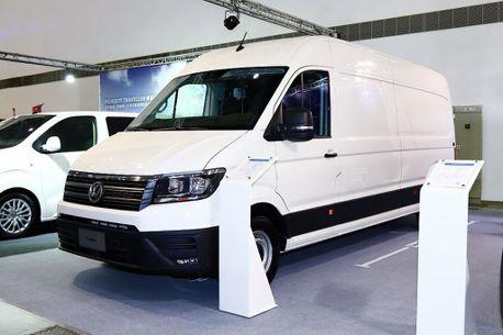 超誇張乘載能力!福斯商旅新世代Crafter Van在台首亮相