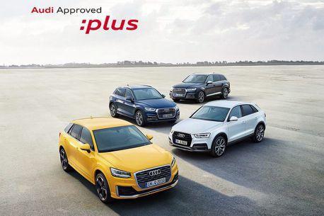 惡質車商Out!Audi Approved:plus奧迪嚴選中古車不僅替您把關,換購Q5還有額外驚喜