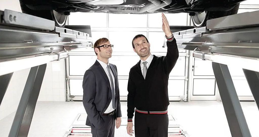 Audi Approved:plus奧迪嚴選中古車具備「五大專業把關」流程並仔細...