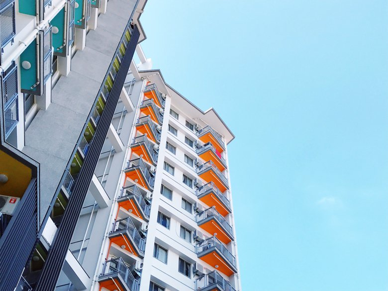 台中豐原安康社會住宅是台灣第一座執行公共藝術的社宅基地。 圖/OURs都市改革組...