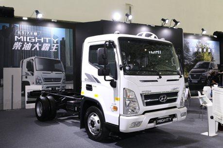 Hyundai商用車全車系 柴油大 / 小霸王、Grand Starex 商車博覽會耀眼登場!