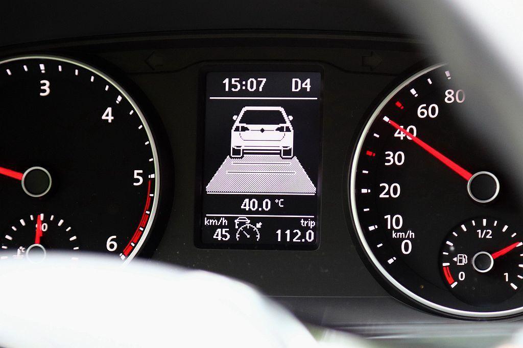 ACC主動式車距調節巡航系統,可在時速30km/h至160km/h區間設定並自動...