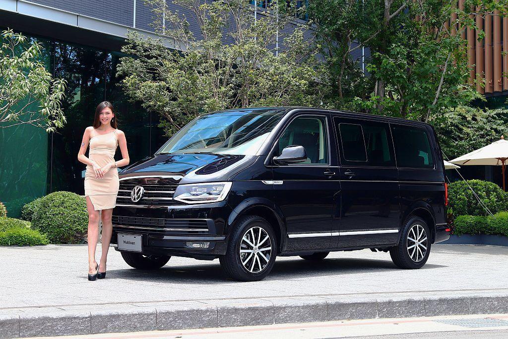 福斯商旅推出新年式T6 Multivan,將許多便捷、安全系統列為標準配備。 記...