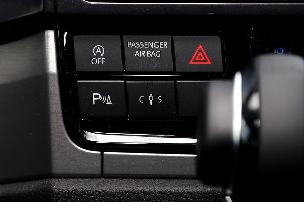 福斯車款中常見的DCC主動式懸吊控制系統,這次也列入新年式福斯商旅Multiva...
