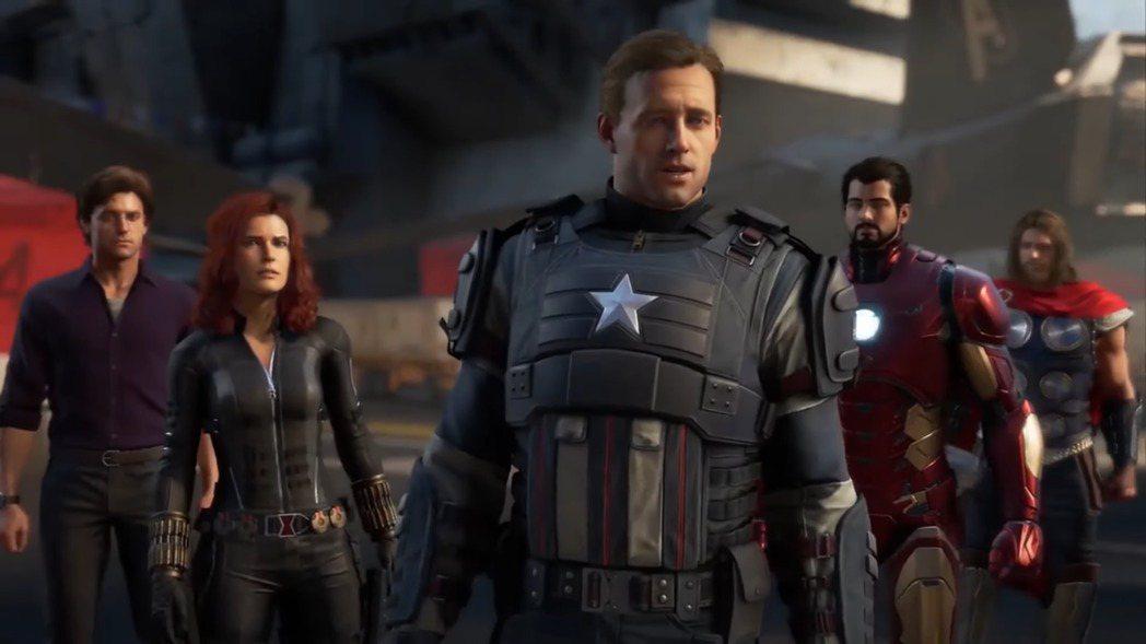 《漫威復仇者聯盟》的角色建模被網友吐槽像山寨版,不知是否能如願打中粉絲的心呢?
