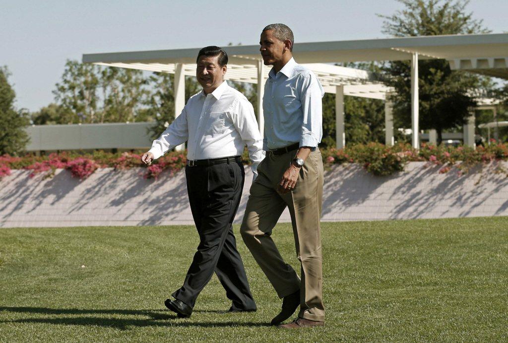 百人團之主張了無新意,可說是歐巴馬時期對華政策主張的延續。 圖/路透社