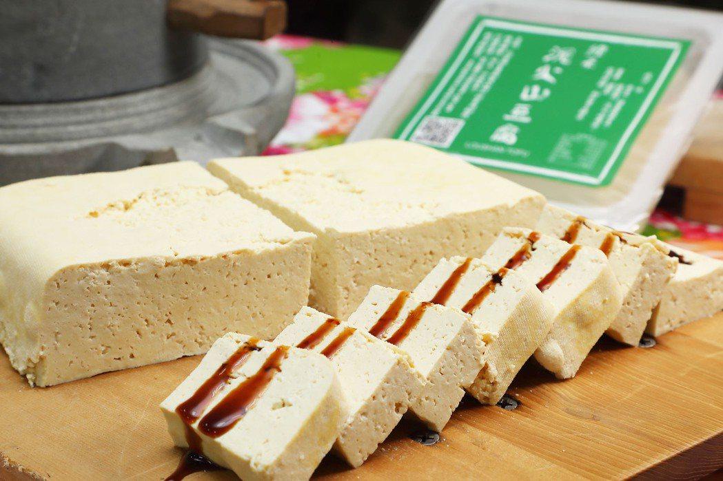 工研院的天然保鮮液配方技術,成功讓豆腐的保存期限可延長1倍以上,讓DIY體驗的遊...