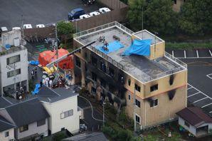 日本動畫界的標竿:寫在718京阿尼遭縱火事件後