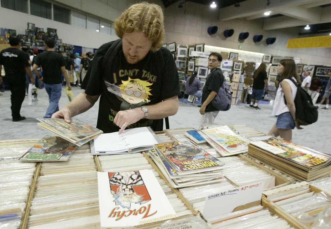 到現在參展的廠商與出版社合計已超過700家以上,包括漫威、DC、以及美國最大獨立...