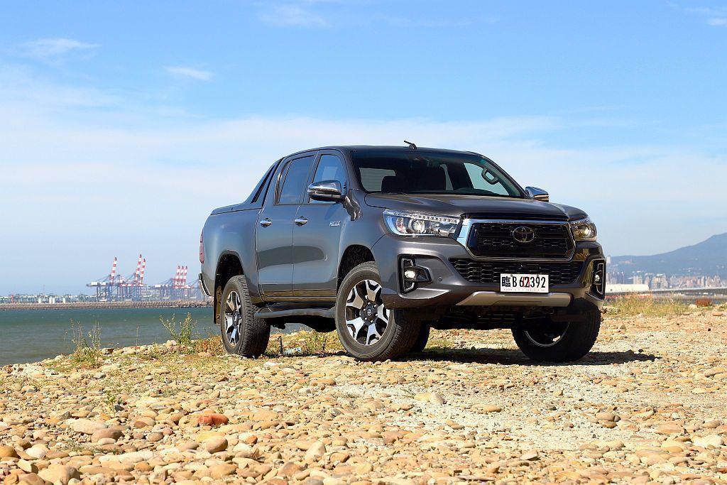 發現Toyota竟然能讓如此動力豐沛的輸出調配得十分平順,幾乎沒有柴油引擎常見的...