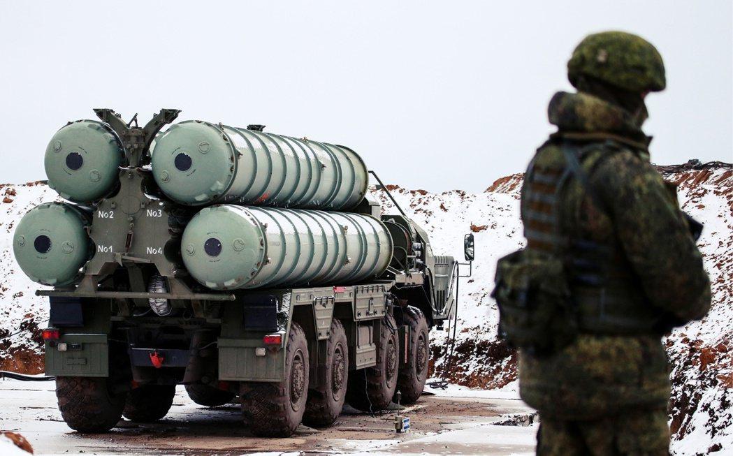 土耳其拼上老命、寧可槓上美國,也硬要採購俄羅斯製的S-400防空飛彈(圖)?土耳...