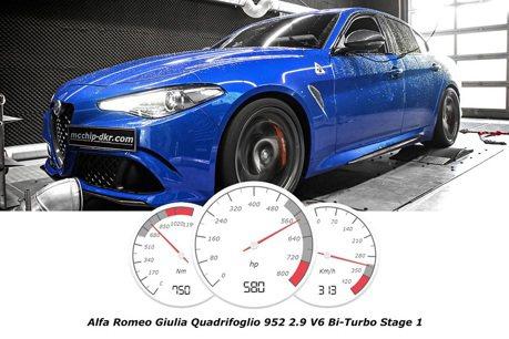 Alfa Romeo轎跑馬力改到比法拉利超跑還猛!這要花多少錢?