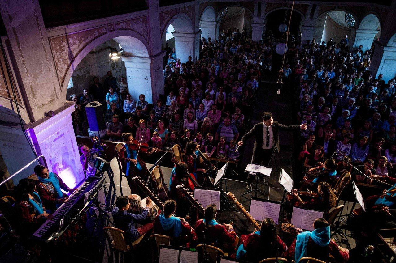 阿富汗女子管弦樂團四名團員在表演後失蹤。法新社