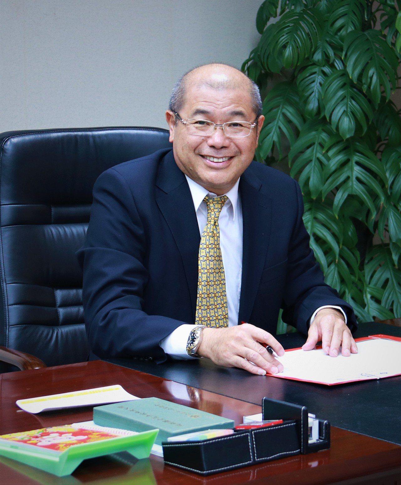 中小企業信用保證基金新任董事長李耀魁。 圖/中小企業信用保證基金提供