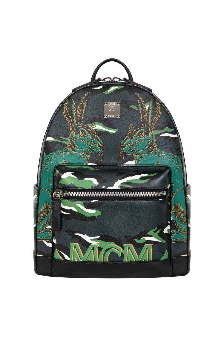 Stark Pop Rabbit背包,售價51,500元。圖/MCM提供