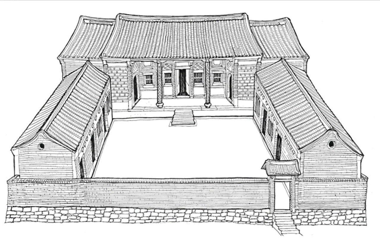 施家古厝在2005年定為市定古蹟,但位於淡水6號計畫道路尾端,受到該區域道路地形...