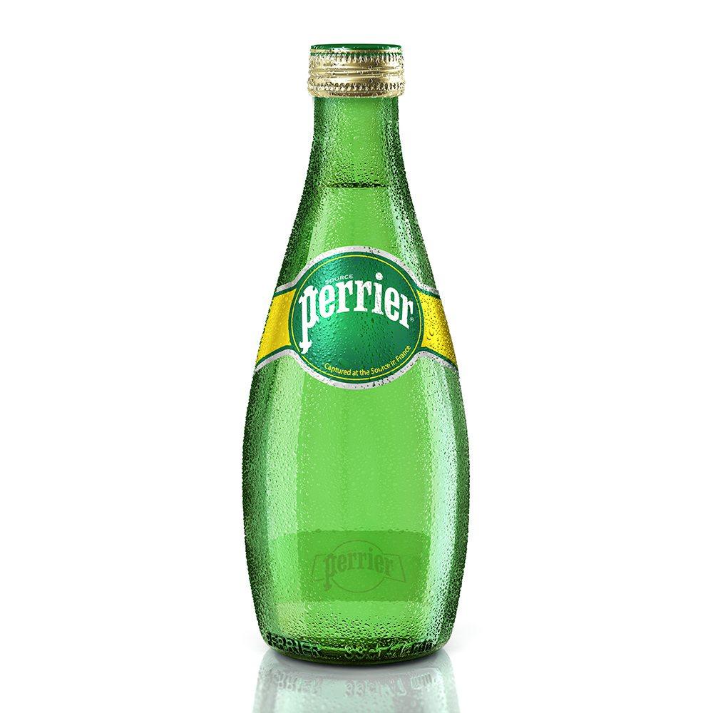 法國沛綠雅Perrier氣泡礦泉水330ml X 24入,Yahoo奇摩超級商城...