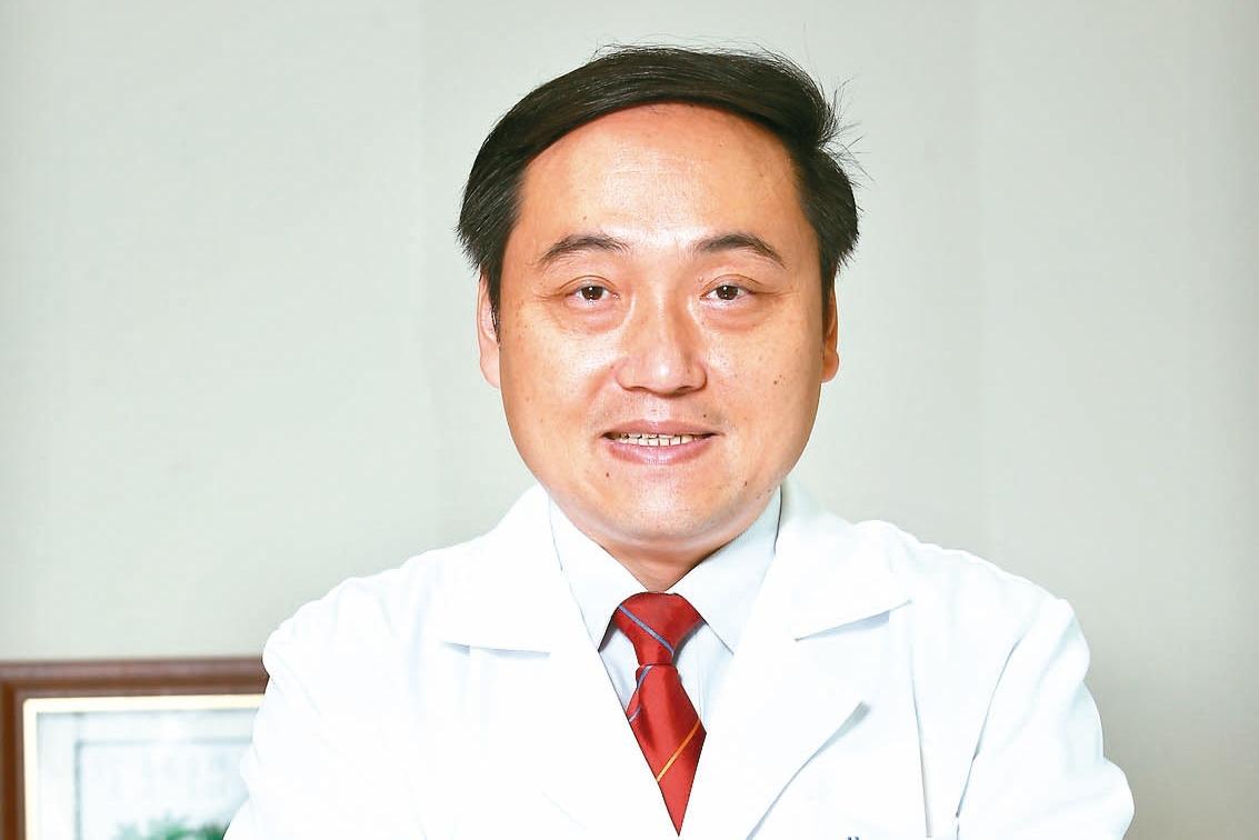三軍總醫院細胞治療中心主任戴念梓。 記者蘇健忠/攝影