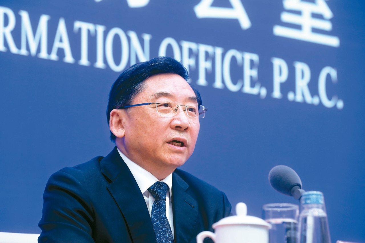 福建省委書記于偉國表示,福建多個沿海地區都可以進一步向台灣相對應的地區實現「四通...