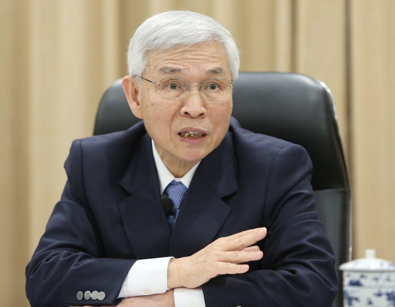 中央銀行總裁楊金龍。 圖/聯合報系資料照片