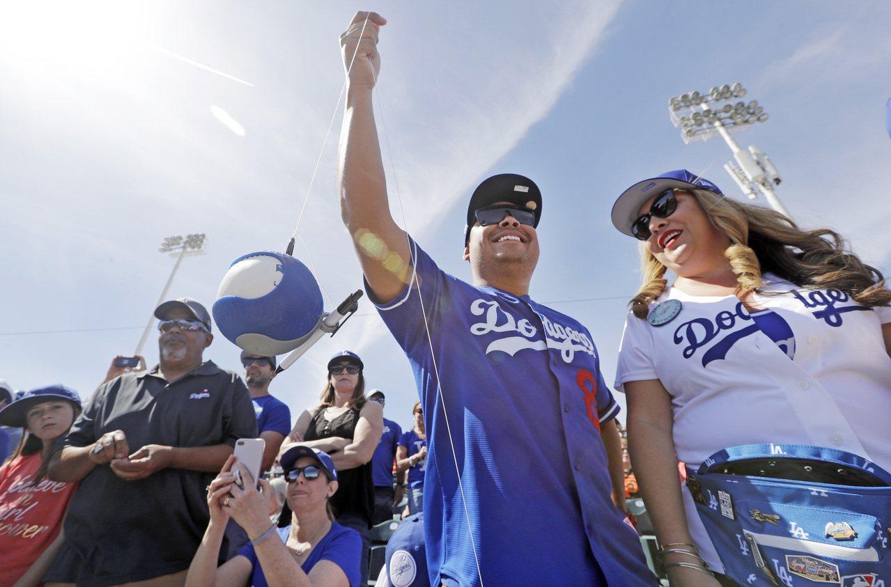 MLB/8月得續明年季票 道奇:可優先買世界大賽門票