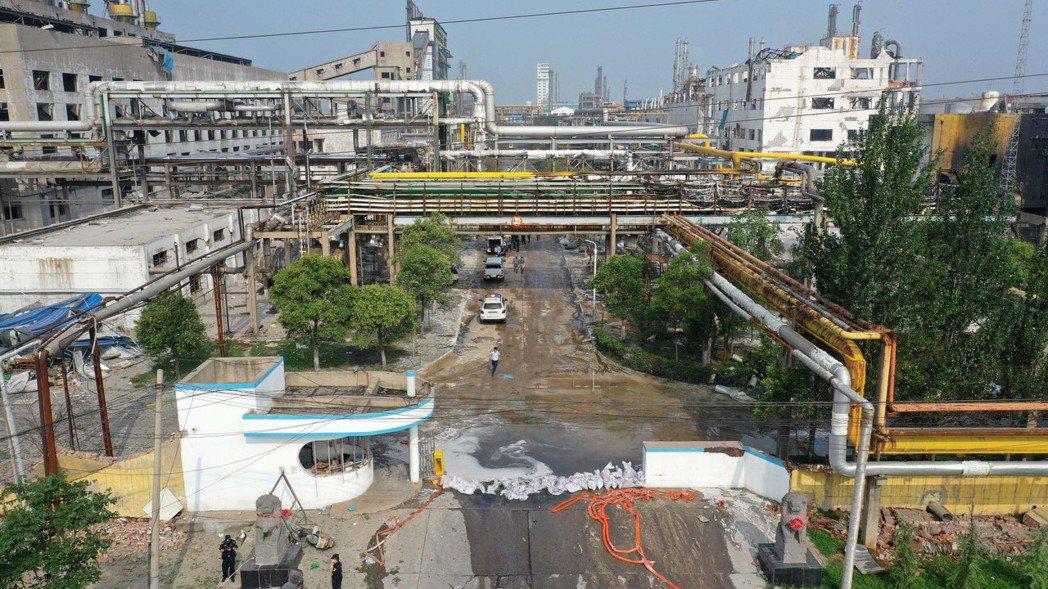 河南三門峽市一座氣化廠發生的爆炸事件,死亡人數增加至10人死亡,19人重傷,仍有...