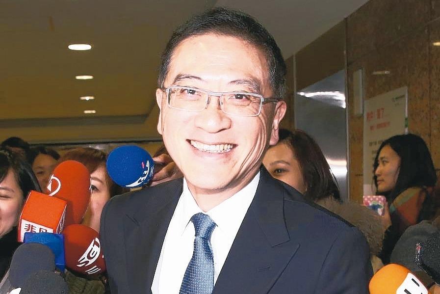 中信金控總經理吳一揆 (本報系資料庫)