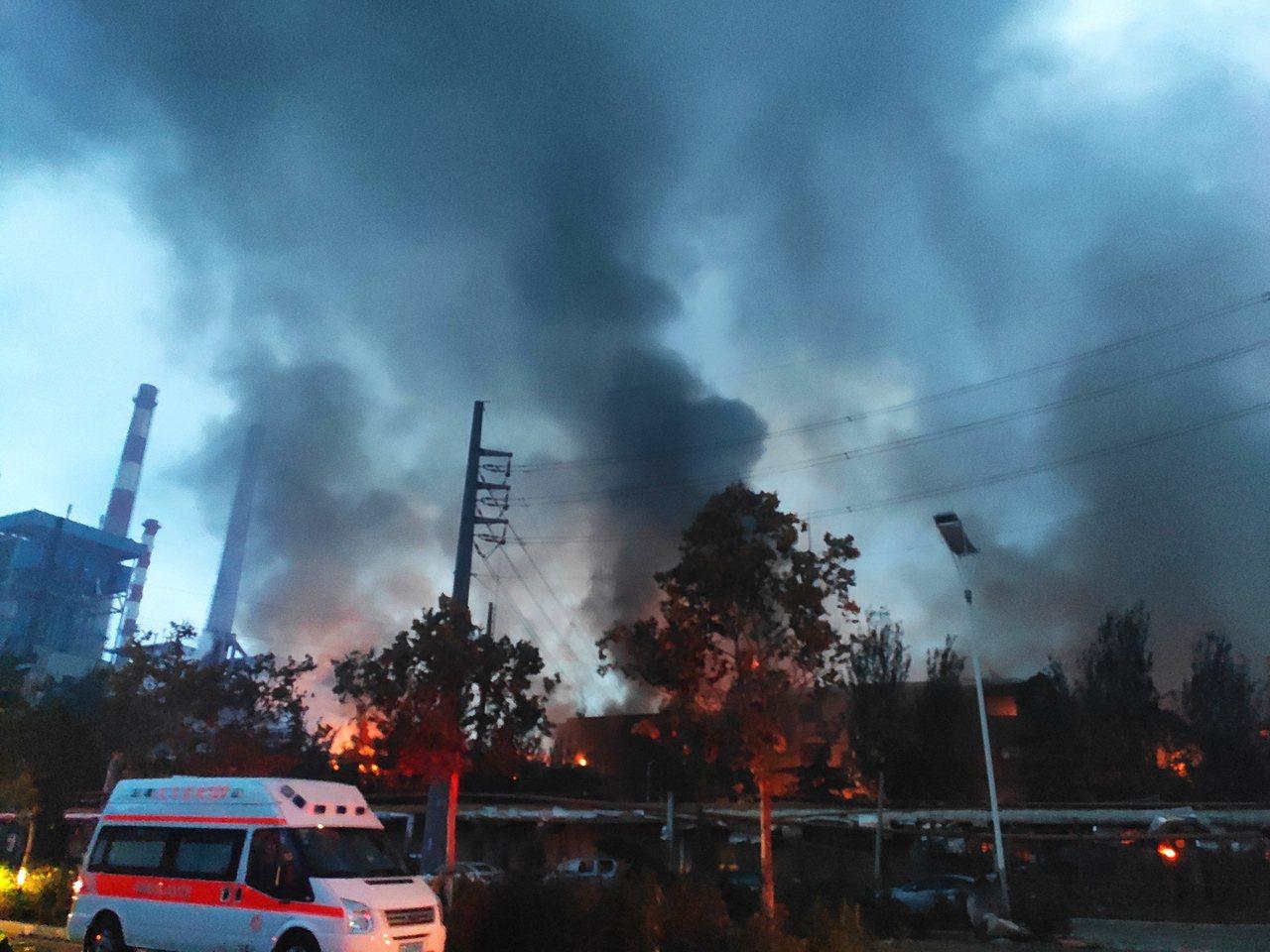 604/河南義馬氣化廠爆炸事故:已致致10人死亡,19重傷,5人失聯 新華社